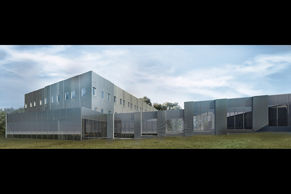 Rendering of new Applied Research Laboratories (ARL) building