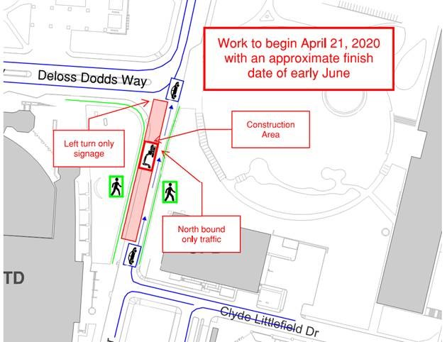 Red River Street Realignment