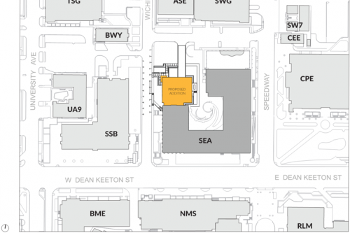 102-1219 Site Plan Map Rendering