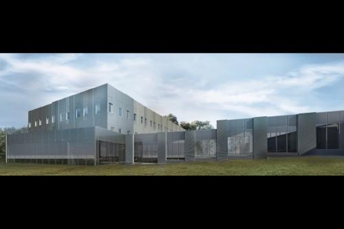 ARL office building rendering