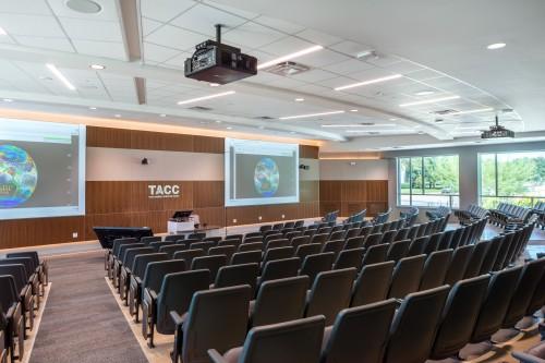 102-831-Advanced Computing Building auditorium