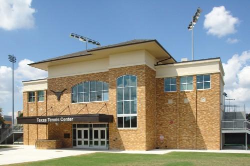 Texas Tennis Center exterior image during day