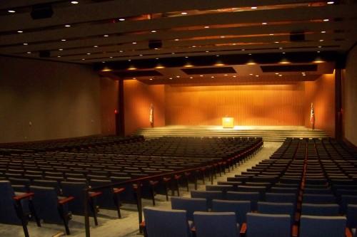 LBJ Auditorium