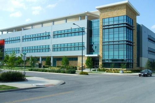 Dell Pediatric Research Institute building exterior