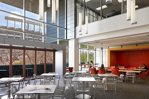 Patton Hall (RLP) study space