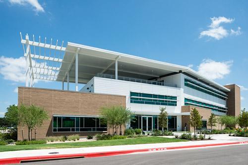 Advanced Computing Building exterior
