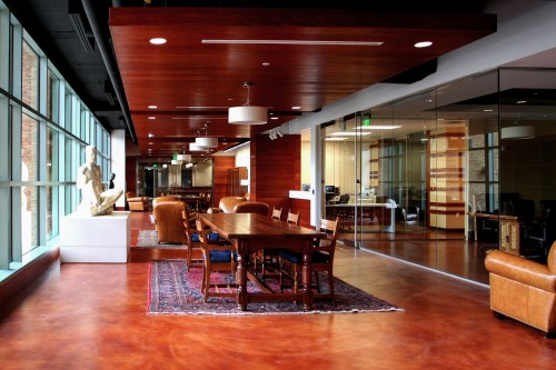 Lutcher Stark Center
