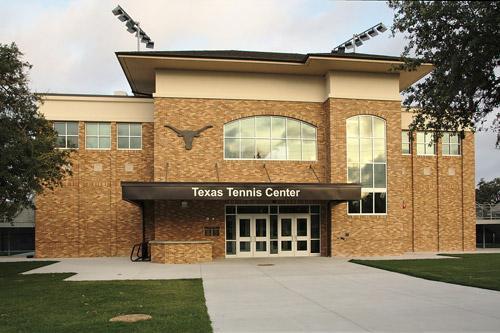Texas Tennis Center building exterior